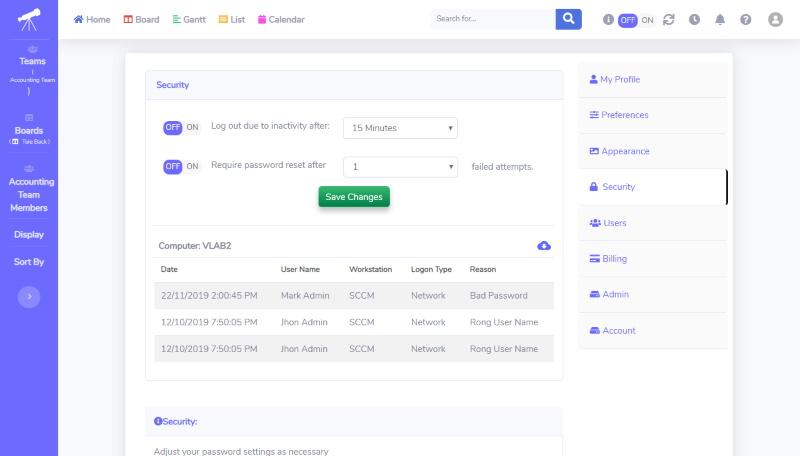 Screenshot_Security